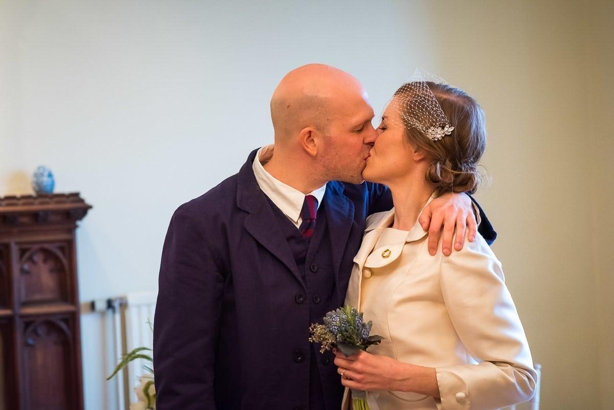 Benefactors Room Wedding Photography