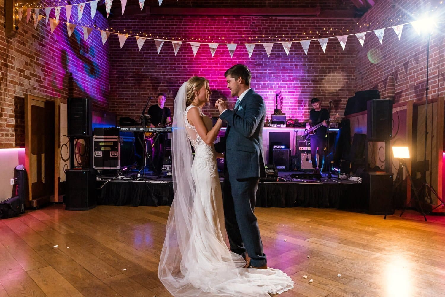 First dance at Southwood Hall