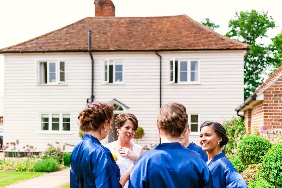 Blake Hall Wedding cottages