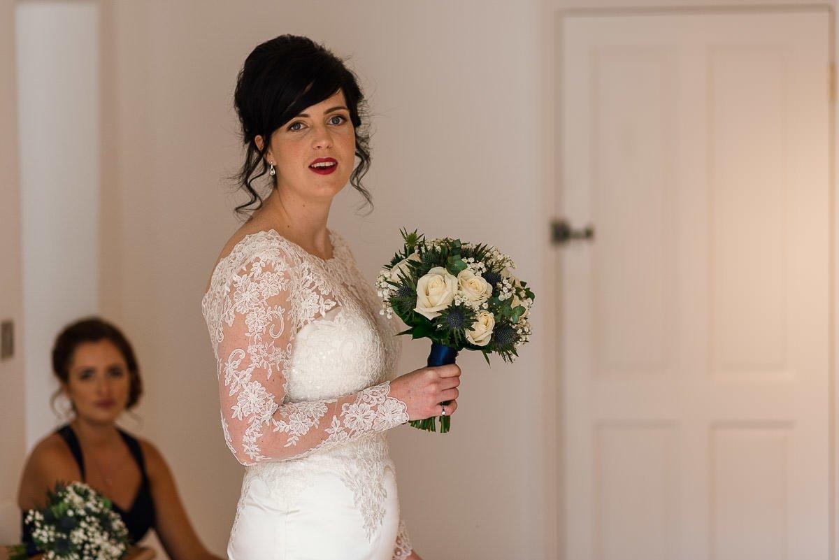 Blake Hall Wedding dress