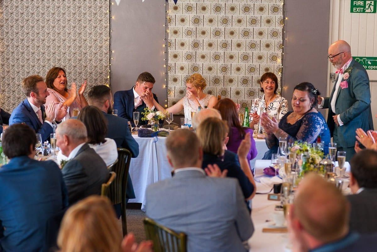 Mannington Hall Wedding Reception drinks