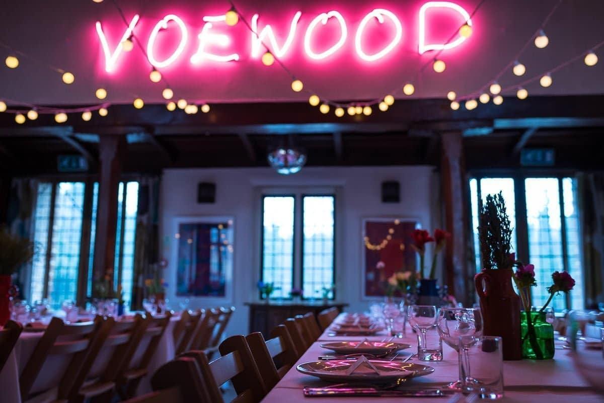 Wedding Venue Norfolk Voewood