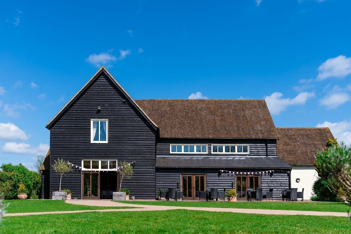 Essex Barn at The White Hart
