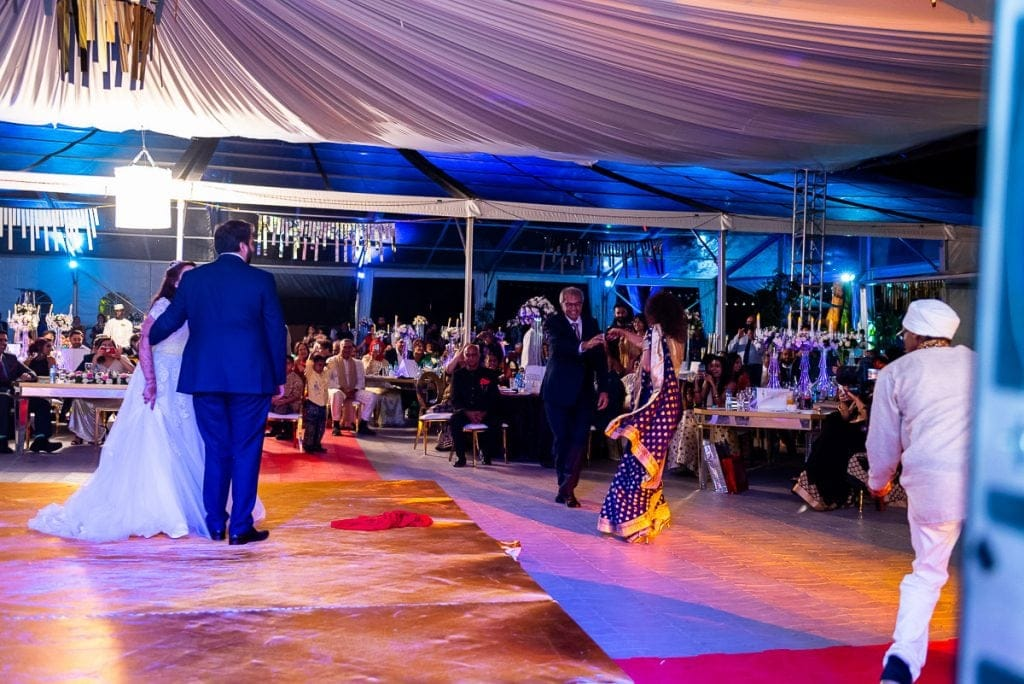 Iconic indian wedding first dance
