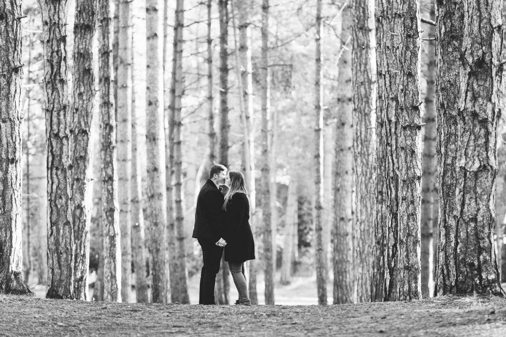 North Norfolk engagement photography by Andrew Kahumbu
