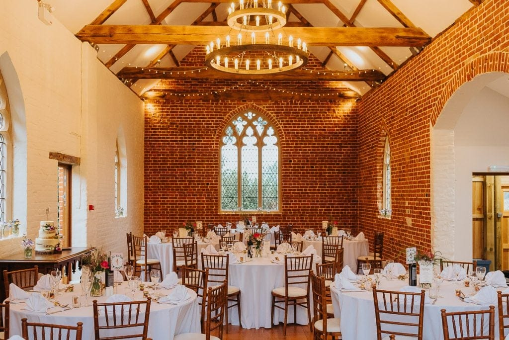 The Reading Room Alby, wedding venue